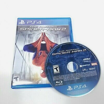 The Amazing Spider-Man 2 (Sony Playstation 4 PS4, 2014)