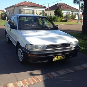 Corolla A1 condition genuine low kms automatic Belmont Lake Macquarie Area Preview