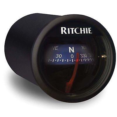 """Ritchie X-21 In-Dash Marine Compass Blue 2"""""""