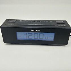 Sony Dream Machine AM/FM Dual Alarm Clock Radio ICF-C707 with Nature Sounds