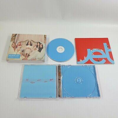 Red Velvet 2nd Mini Album The Velvet CD Booklet [NO photocard] KPOP Opened Goods