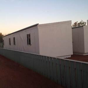 Transportable homes 20 tns 14 mL x 3.5mW x 3.4mH x South Hedland Port Hedland Area Preview