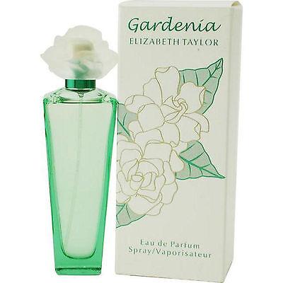 Gardenia By Elizabeth Taylor 3 3   3 4 Edp Perfume Nib