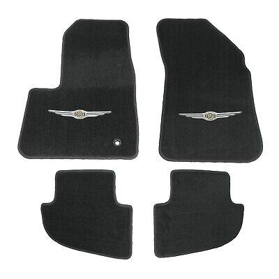 2008-2011 CHRYSLER 200 SEBRING CONVERTIBLE PREMIUM CARPET FLOOR MATS SET MOPAR