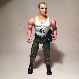 1985 RAMBO SERGEANT HAVOC  S.A.V.A.G.E. ACTION FIGURE
