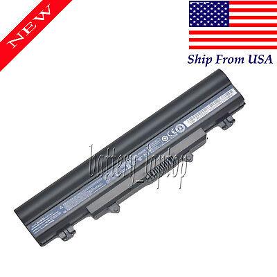 For ACER ASPIRE E5 SERIES E5-571 LAPTOP BATTERY 11.1V 5.0A AL14A32 E14 E15 31CR1