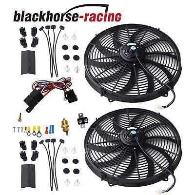 Electric Fans Electric Fan (2X 16