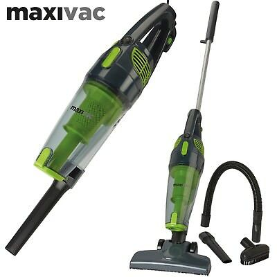 2 in 1 Vacuum Cleaner Handheld Upright Lightweight Bagless 800W Stick Vac NEW