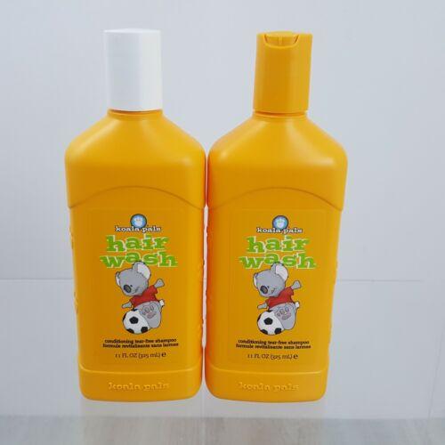 Lot of 2 Melaleuca Koala Pals Hair Wash Tear Free Formula 11 FL OZ