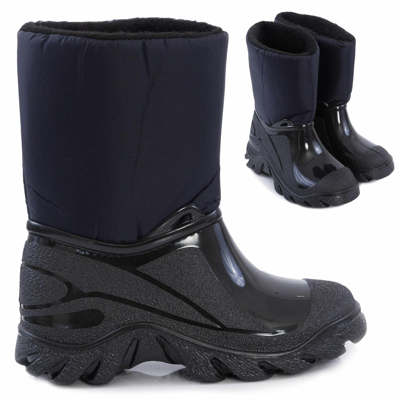 imperméable SCI bottes Détails sur 2 bébé rembourré neige chaud bottes snowboots jLqSUMVzpG