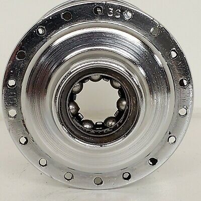 Sturmey Archer S-RF3 3 speed internal gear 36h 16t 120mm spacing