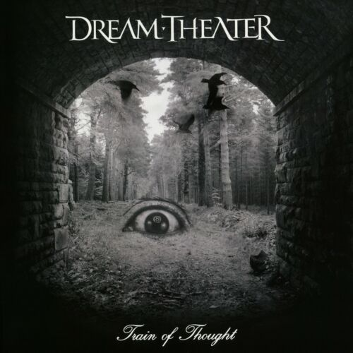 DREAM THEATER Train Of Thought BANNER HUGE 4X4 Ft Fabric Poster Tapestry Flag