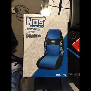 Brand New Blue Nos Seat Cover