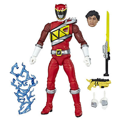 Power Rangers Dino Charge Red Ranger (Power Rangers Lightning Collection 6