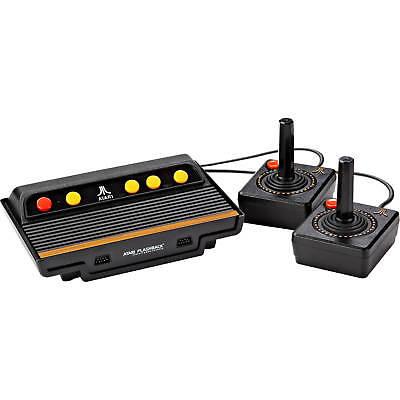 ATARI Flashback 8 Classic Game Console W/ Built-in 105 Ga...