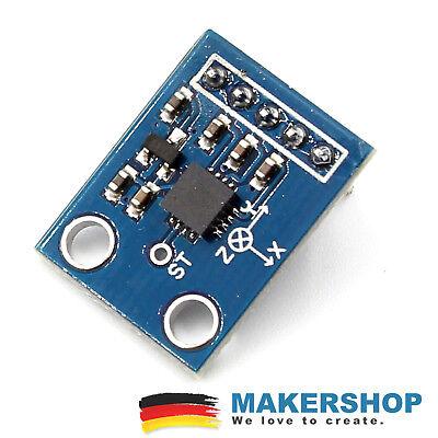 GY-271 DB5883 Kompass-Modul I2C 3-Achsen Magnetometer Magnetfeldsensor Arduino