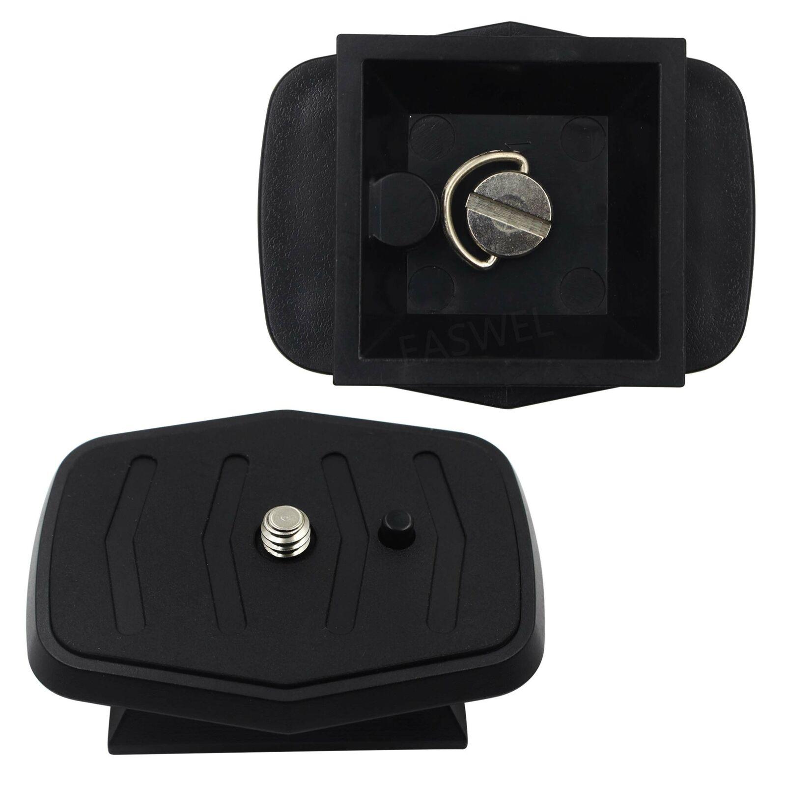 tripod quick release plate screw adapter head