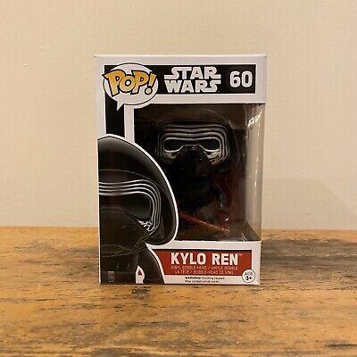 Funko POP! Kylo Ren Star Wars Vinyl Figures #60