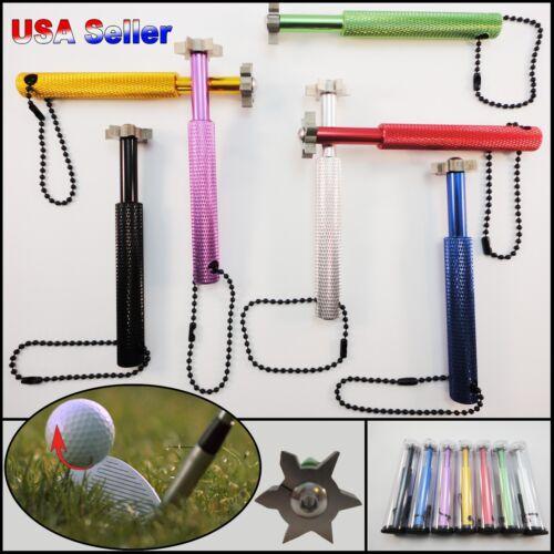 Golf Club Groove sharpener Regrooving Cleaning Tool