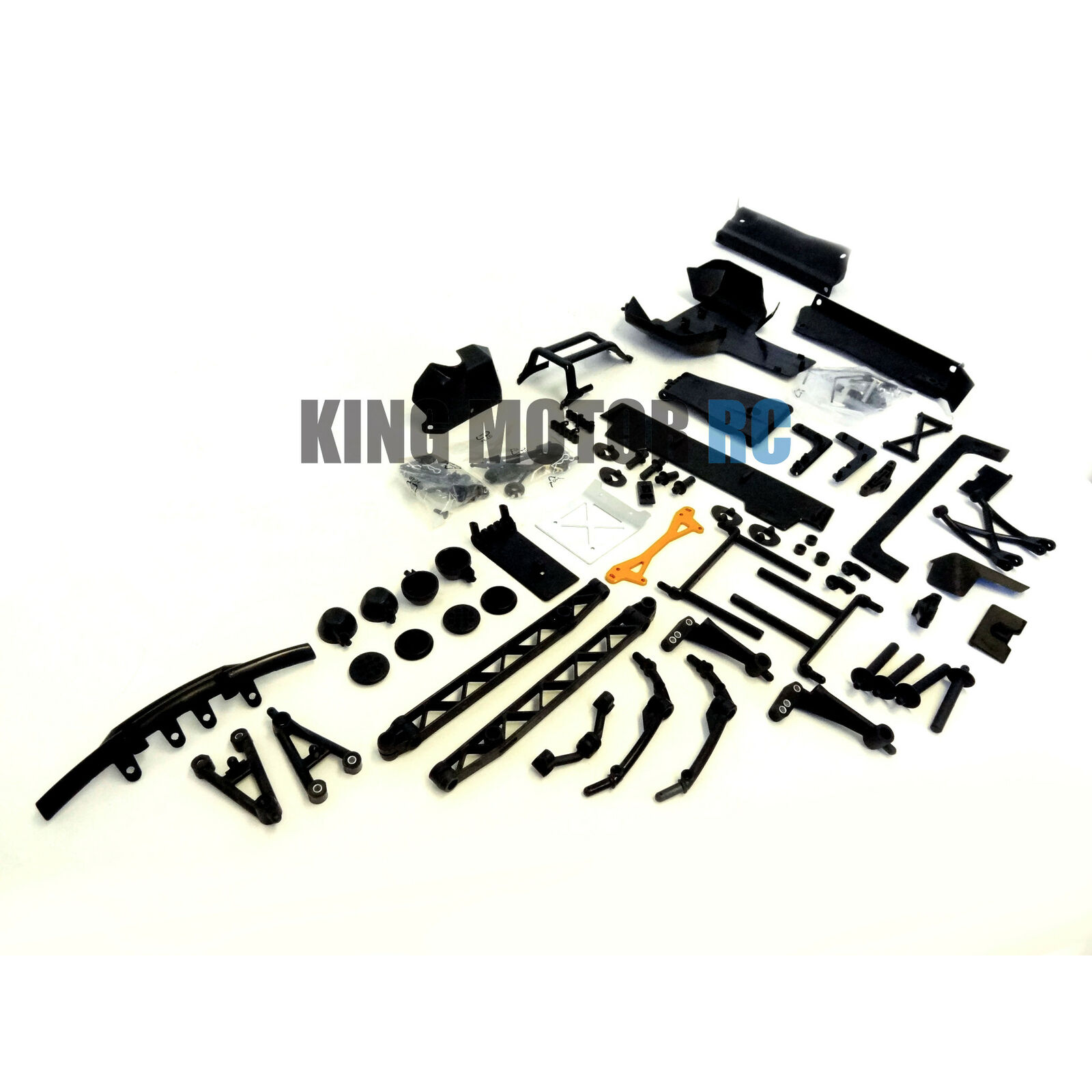 1//5 Scale Rovan HPI Baja 5B to 5T Buggy to Truck Conversion Kit King Motor