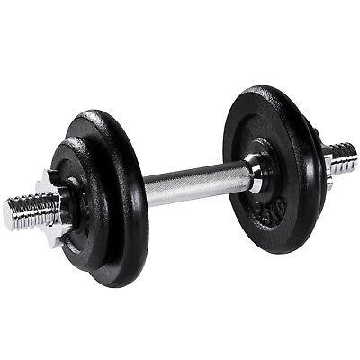 10kg Kurzhanteln Hantel Set Gusseisen Hanteln Gewichte Hantelscheiben Hantelset