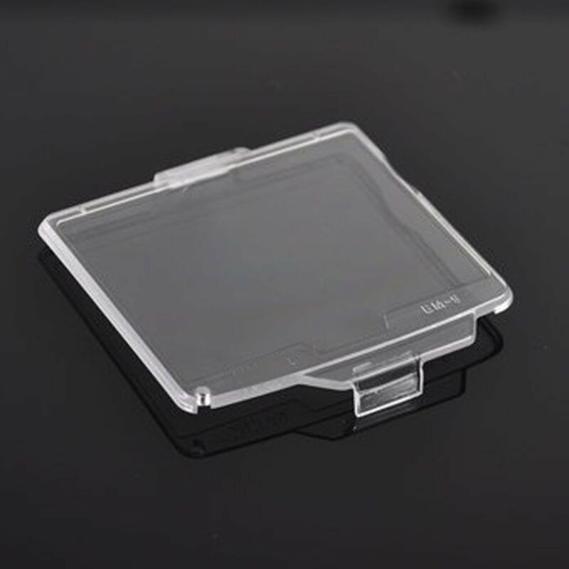For Nikon D700, BM-9 Hard LCD Monitor Screen Cover Protector,Free Shipping