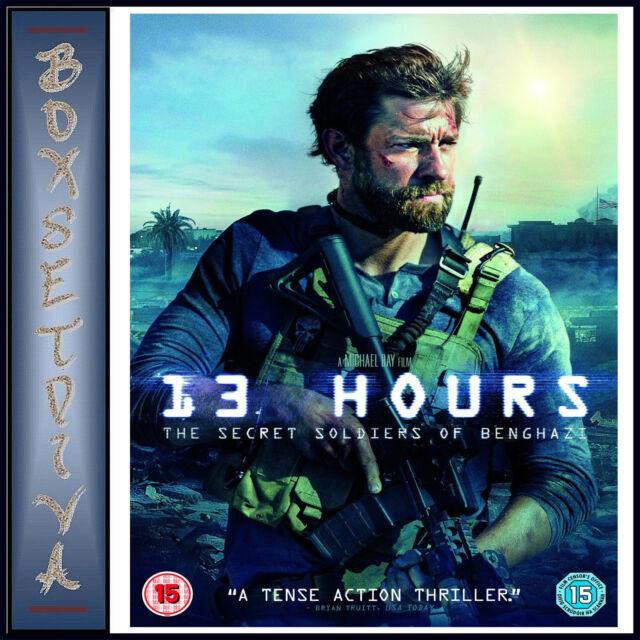 13 HOURS -  John Krasinski *BRAND NEW DVD***