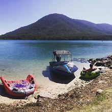 Ski Craft boat Wauchope Port Macquarie City Preview