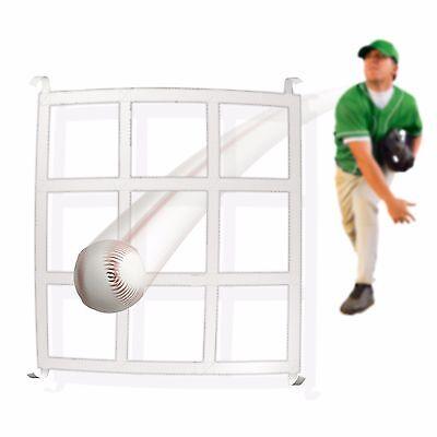 (GoSports Baseball & Softball Pitching Strike Zone Training Aid - Own the Mound!)