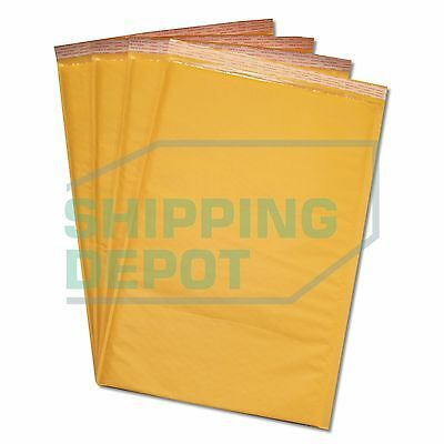 150 6 12.5x19 Kraft Bubble Mailers Self Seal Envelopes 12.5x19 Secure Seal