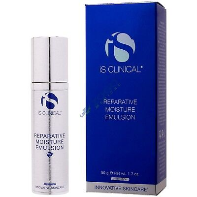 iS Clinical Reparative Moisture Emulsion 1.7 oz - New in Box