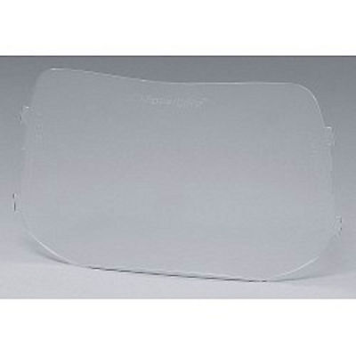 3m Speedglas 100 Clear Outside Cover Lens - Pkg10 07-0200-51