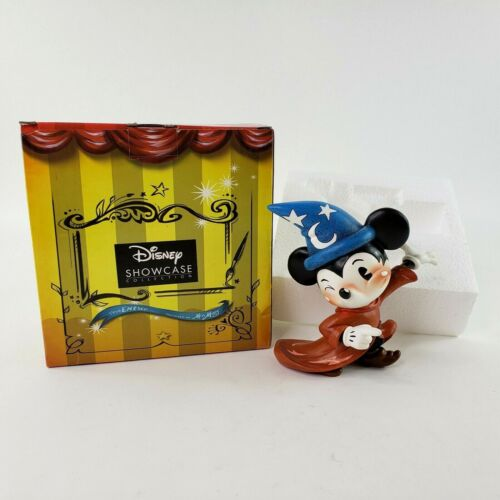 Disney The World of Miss Mindy Fantasia Sorcerer Mickey Statue Figure NEW
