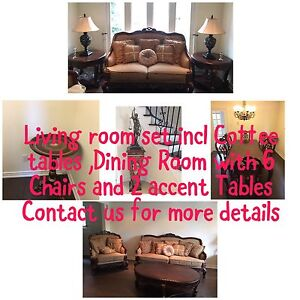 Living room,Dining Room,Family Room,Accent table, coffee tables