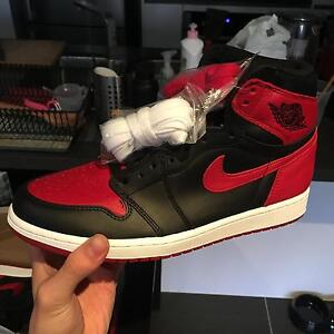 Air Jordan 1 Banned Us 9 Epping Ryde Area Preview