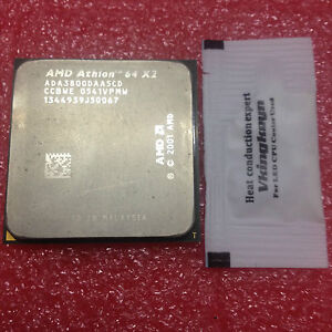 AMD Athlon 64 X2 3800+ 2 GHz Dual-Core Processor Sockel 939 Desktop-CPU