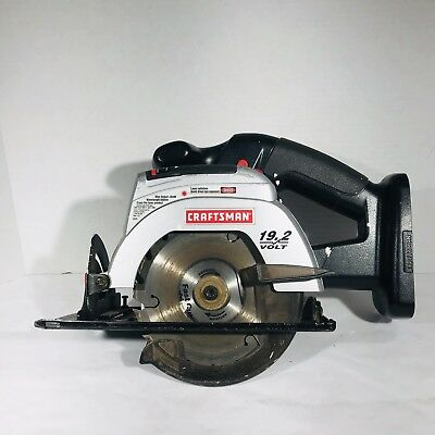 "Craftsman Cordless Laser Trim 5 1/2"" Blade  315.115161 19.2v Body Only [GG4]"
