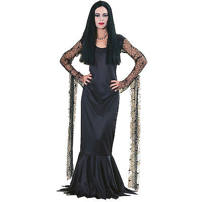 Morticia - Adult Addams Family Costume (Morticia Addams Costumes)