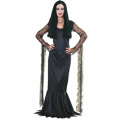 Morticia - Adult Addams Family Costume ()