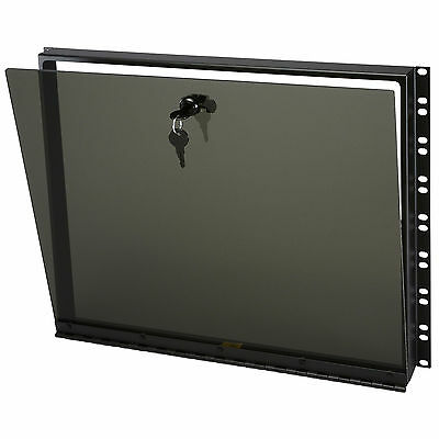 Middle Atlantic Secl 8 Plexiglas Security Cover 8U