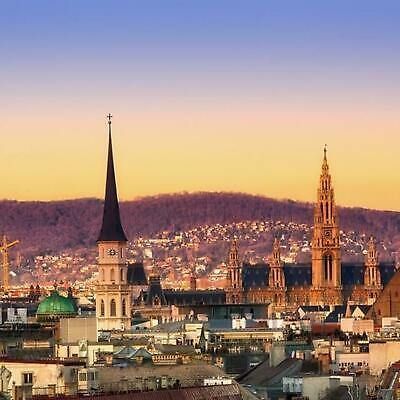 Wien Wochenende für 2 Personen Best Western Plus Amedia Hotel Gutschein 3 Tage