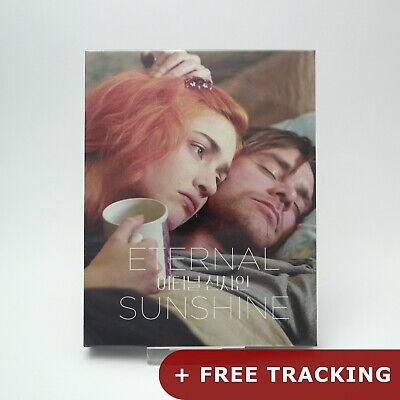 Eternal Sunshine Of The Spotless Mind .Blu-ray
