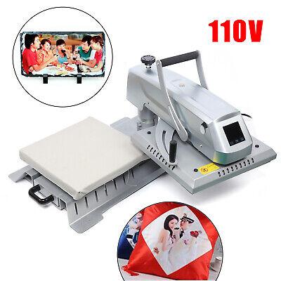 Saleenhanced Heat Press Machine Transfer Machine15x15t-shirt Away Sublimation