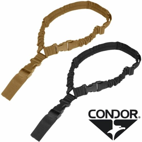 Condor 211182 Single Point Dual Bungee Side-Release Buckle Matrix Rifle Sling
