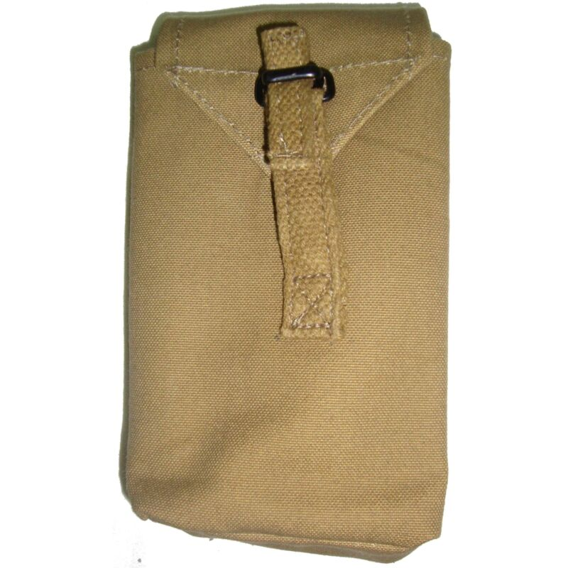 Rhodesian Fereday & Sons Pattern 69 Double FN Magazine Pouch - Reproduction v186