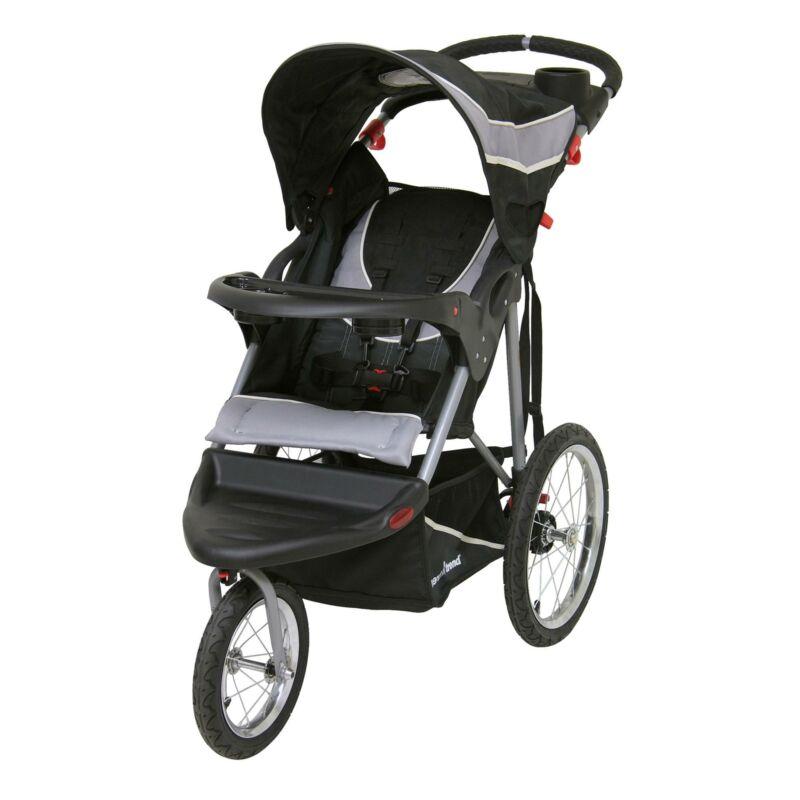 Baby Trend Expedition Jogging Stroller, Phantom Black