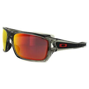4c6e50d42b Oakley Turbine OO9263-10 Polarised Sunglasses Men s -Grey 63mm for ...