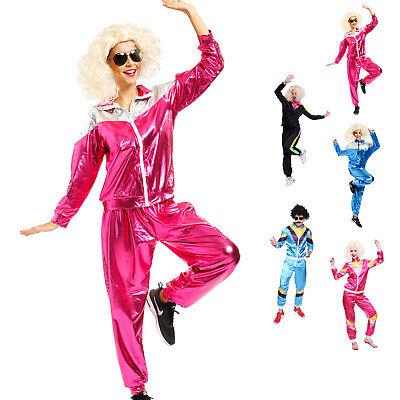 80er Jahre Trainingsanzug Kostüm für Herren Damen Assianzug - 80 Kostüme Für Herren