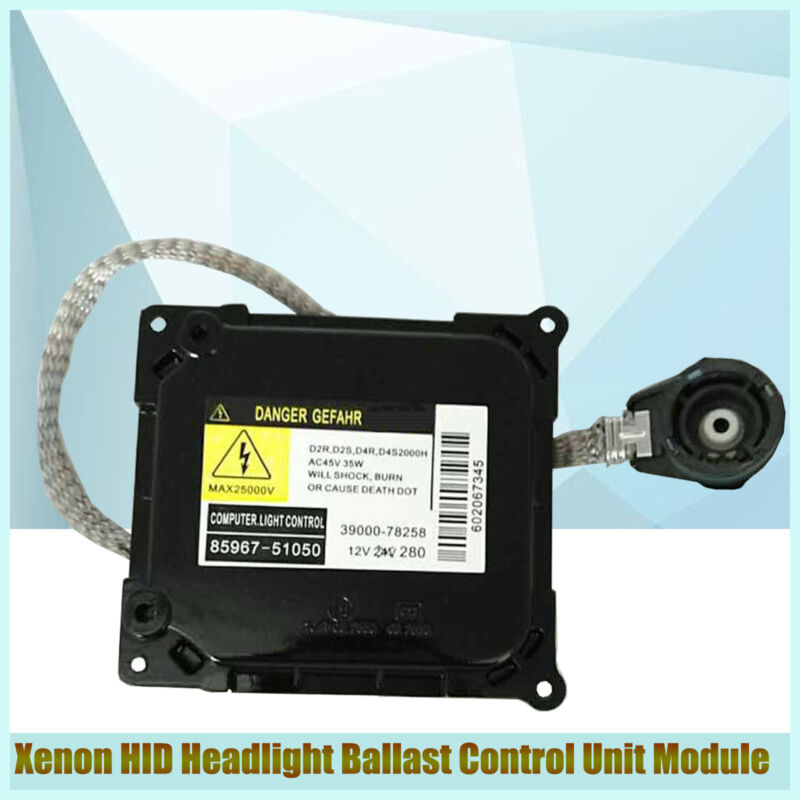 85967-20010 OEM Xenon HID Headlight Ballast Control Unit ECU For Lexus Toyota