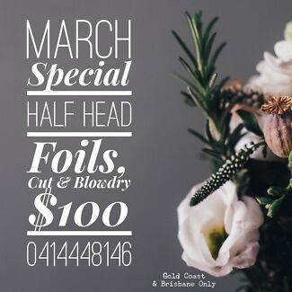 Mobile Hairdresser & Makeup Artist -  Gold Coast & Brisbane